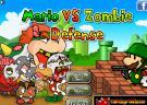 Super Mario and Zombie