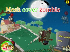 Juegos Mesh Cover Zombie