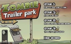 Juegos Zombie Trailer Park